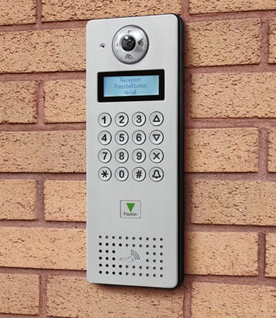 Paxton intercom for access control